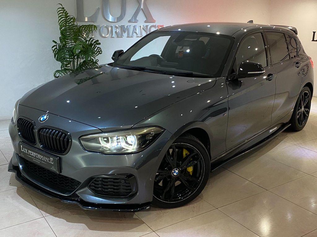 BMW 1 Series Hatchback 3.0 M140i Shadow Edition Sports Hatch Auto (s/s) 5dr