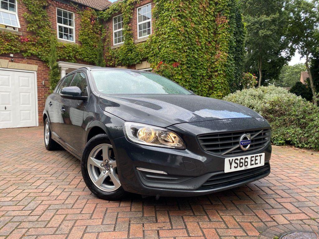 Volvo V60 Estate 2.0 D4 Business Edition (s/s) 5dr