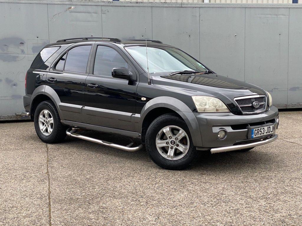 Kia Sorento SUV 2.5 CRDi XE 5dr