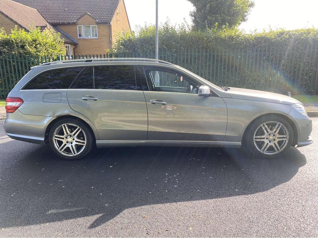 Mercedes-Benz E Class Estate