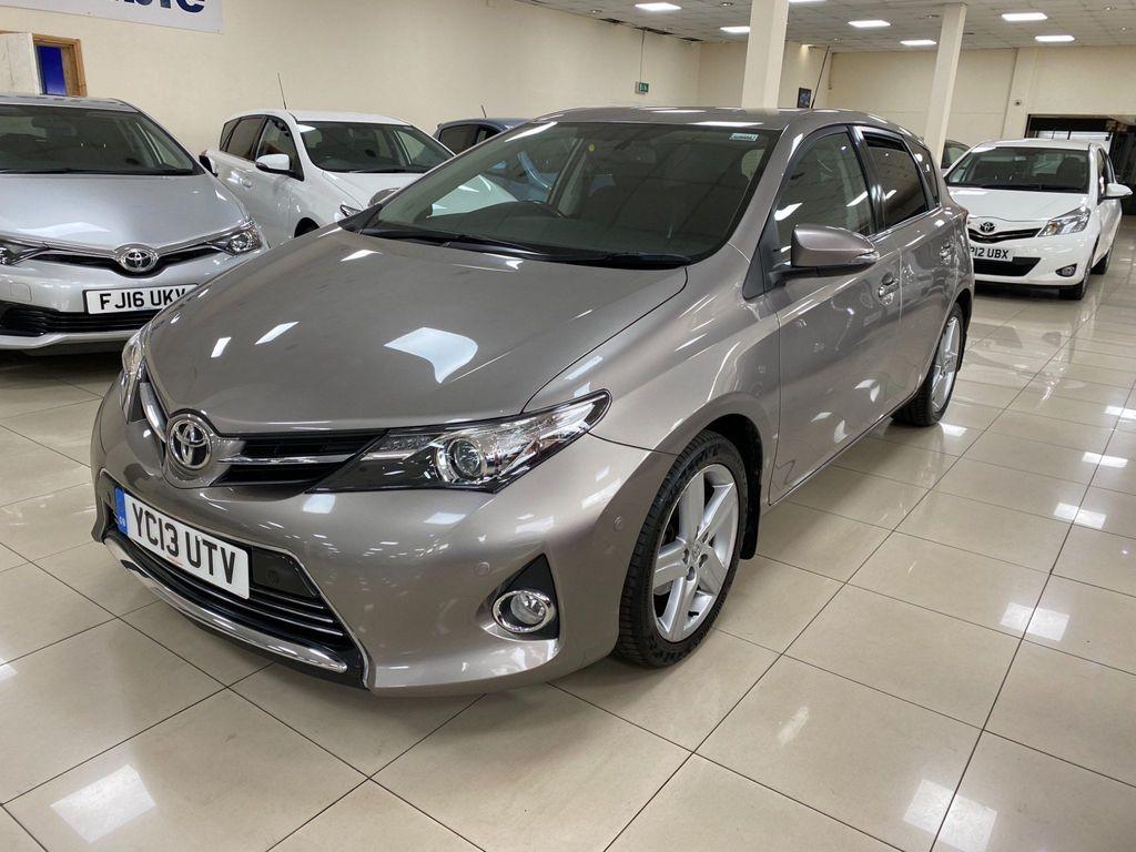 Toyota Auris Hatchback 1.6 V-Matic Excel M-Drive S 5dr
