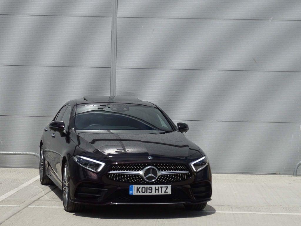 Mercedes-Benz CLS Coupe 3.0 CLS400d AMG Line (Premium Plus) G-Tronic 4MATIC (s/s) 4dr