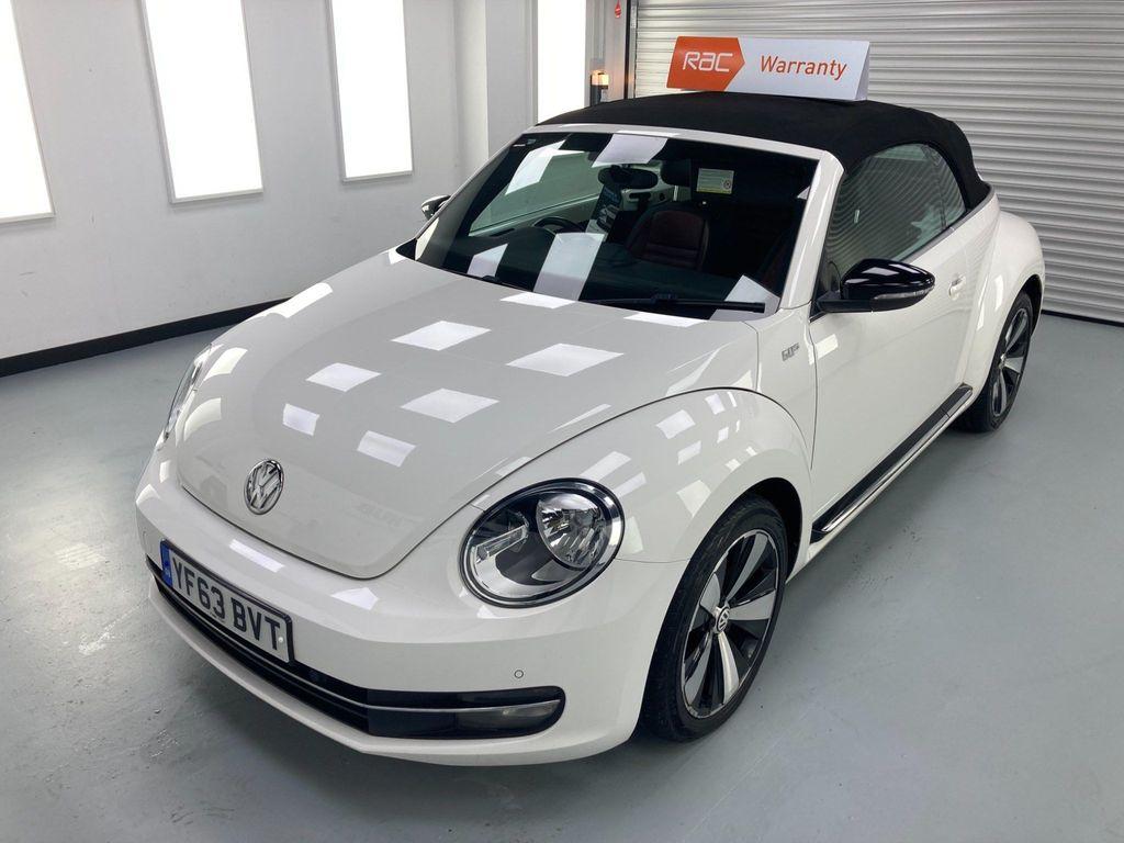 Volkswagen Beetle Convertible 2.0 TDI 60s Cabriolet 2dr