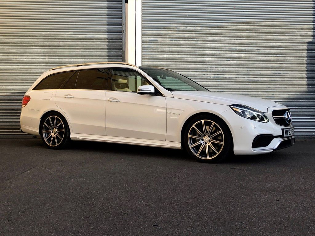 Mercedes-Benz E Class Estate 5.5 E63 AMG MCT 5dr