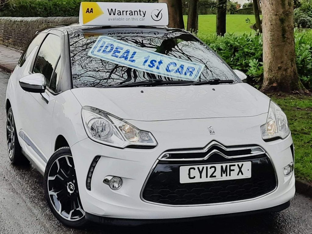 Citroen DS3 Hatchback 1.6 THP DSport Plus 3dr
