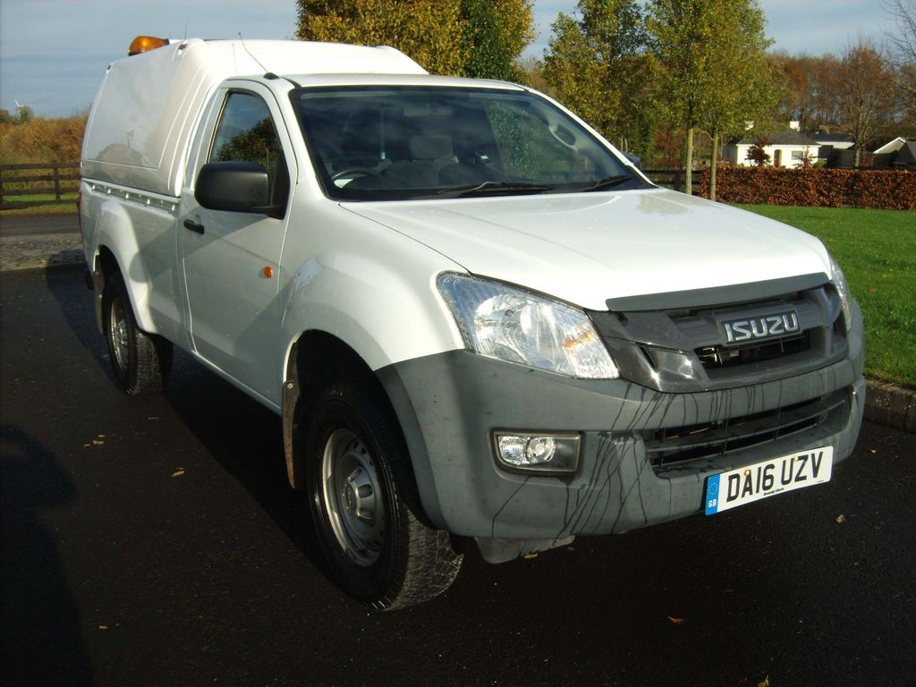 Isuzu D-Max Pickup 2.5 TD Single Cab Pickup 4x4 2dr