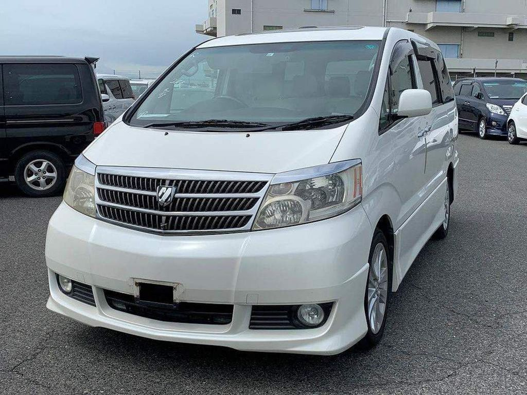 Toyota Alphard MPV 2.4 AS 5dr, 8 Seater, Low Miles