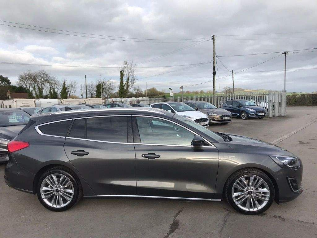 Ford Focus Estate 2.0 EcoBlue Vignale Auto (s/s) 5dr
