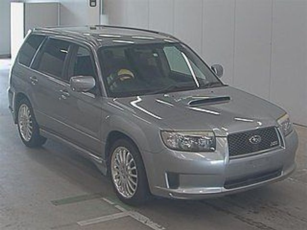 Subaru Forester SUV JDM SG5 CROSS SPORT 2.0L TURBO AUTO