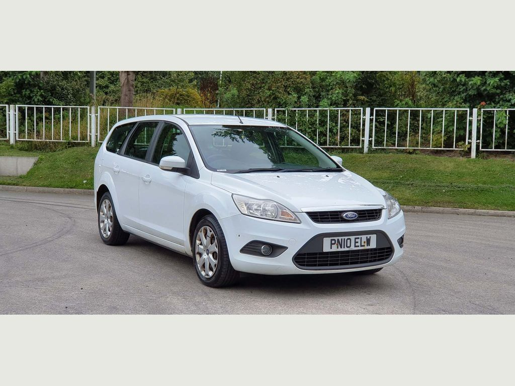 Ford Focus Estate 1.8 TDCi Style 5dr