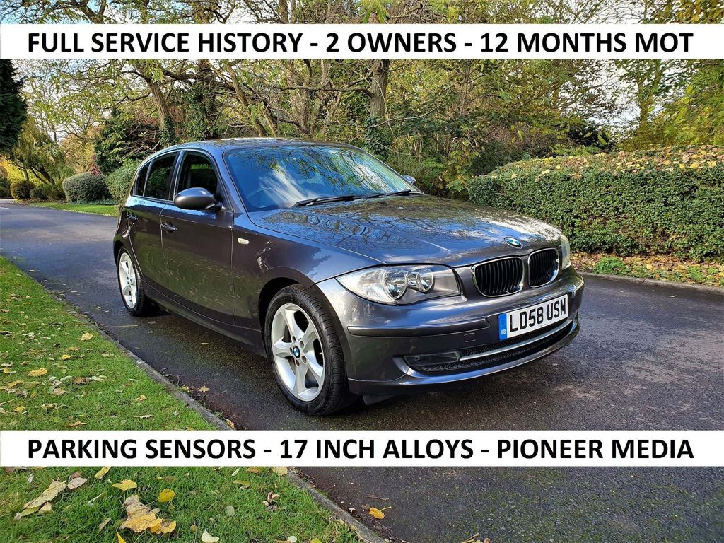 BMW 1 Series Hatchback 1.6 116i Edition ES 5dr