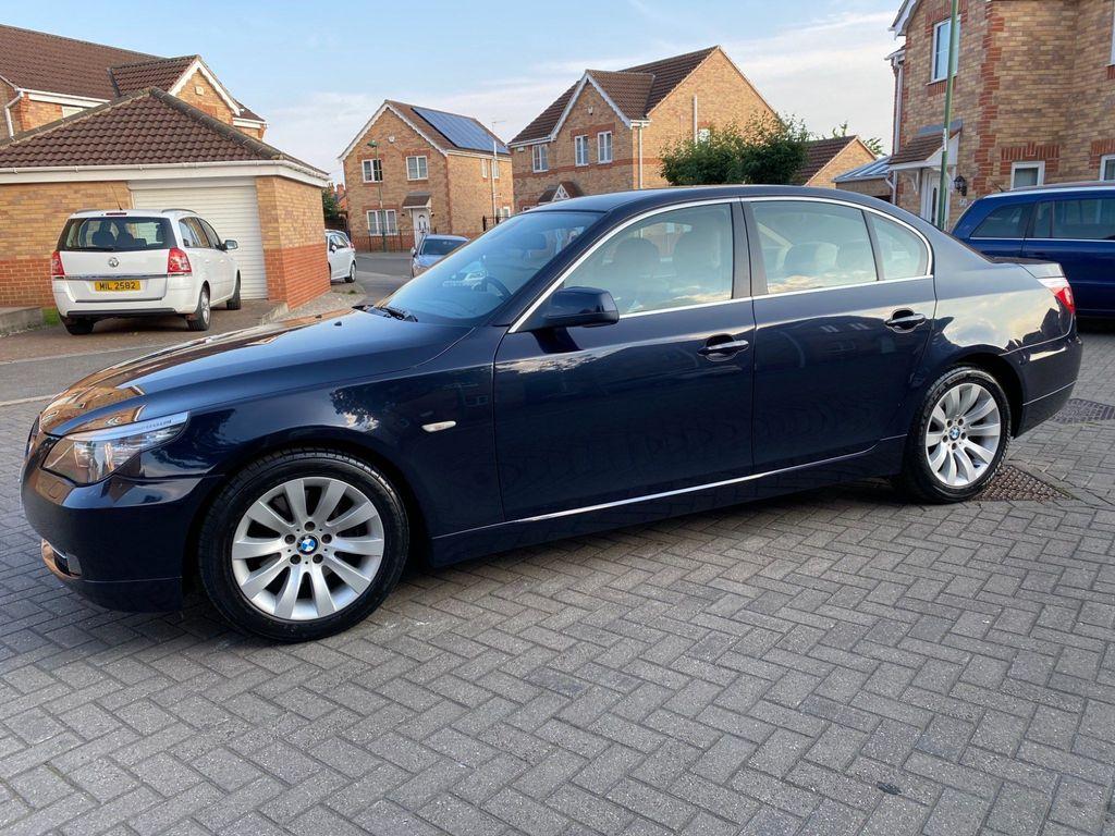 BMW 5 Series Saloon 3.0 530d SE Business Edition 4dr