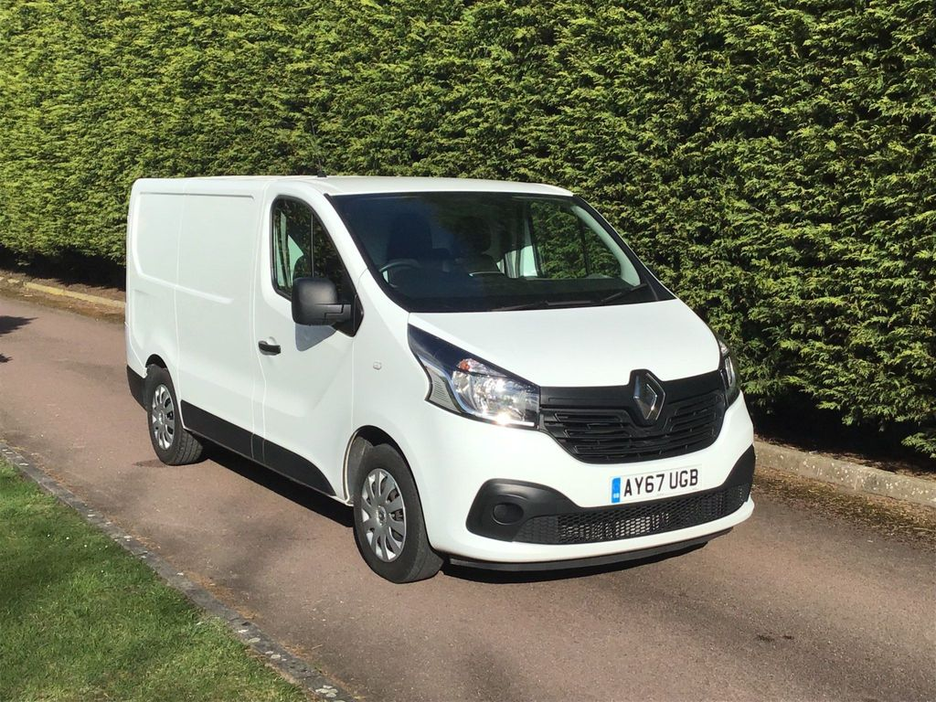 Renault Trafic Panel Van 1.6 dCi ENERGY 29 Business+ SWB Standard Roof EU6 (s/s) 5dr