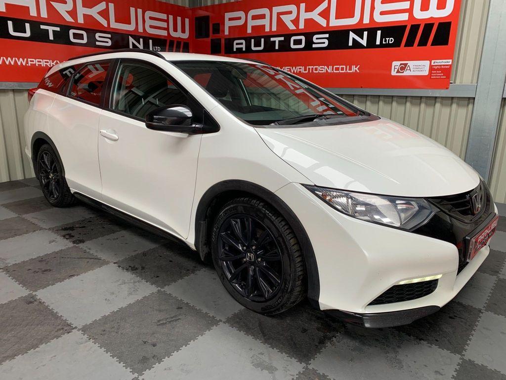 Honda Civic Estate 1.6 i-DTEC Black Edition Tourer 5dr