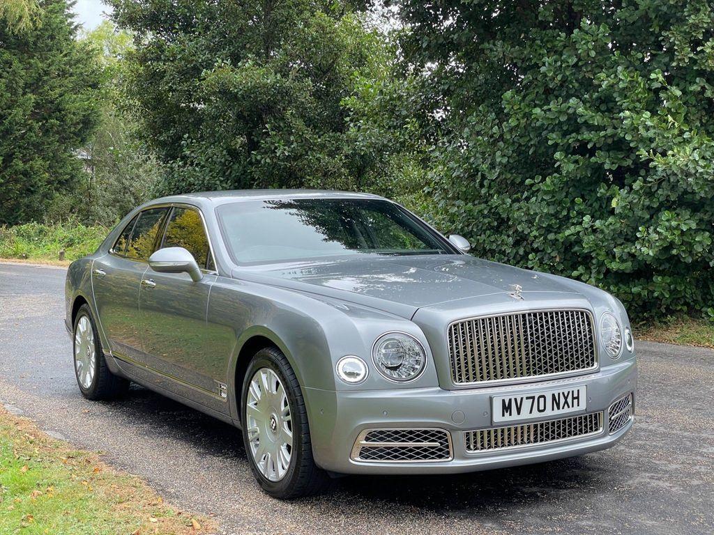 Bentley Mulsanne Saloon 6.75 V8 Auto 4dr