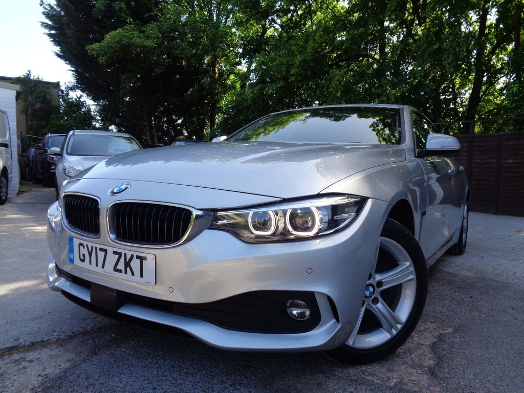 BMW 4 Series Gran Coupe Coupe 2.0 420d SE Gran Coupe (s/s) 5dr