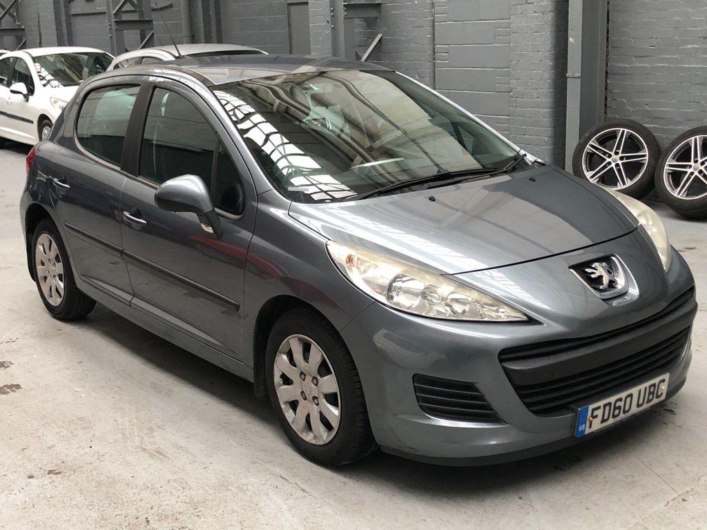 Peugeot 207 Hatchback 1.4 VTi S 5dr (a/c)