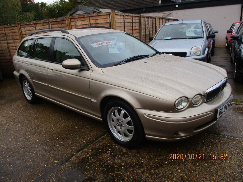 Jaguar X-Type Estate 2.0 D Classic 5dr