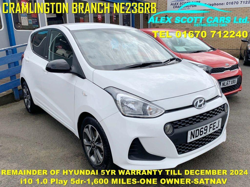 Hyundai i10 Hatchback 1.0 Play 5dr