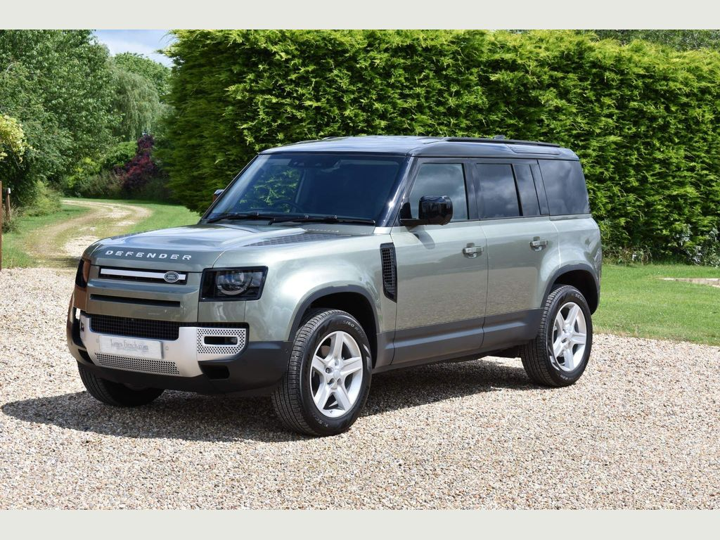Land Rover Defender 110 SUV 3.0 D250 MHEV SE Hard Top Auto 4WD (s/s) 5dr