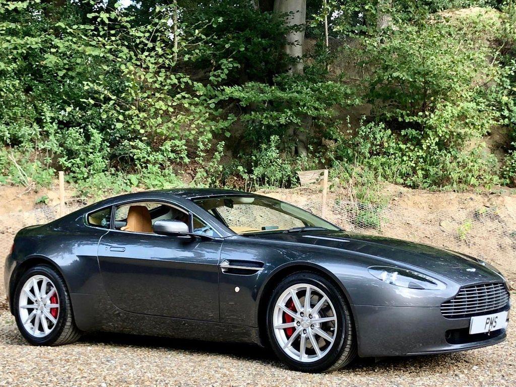 Aston Martin Vantage Coupe 4.3 V8 2dr