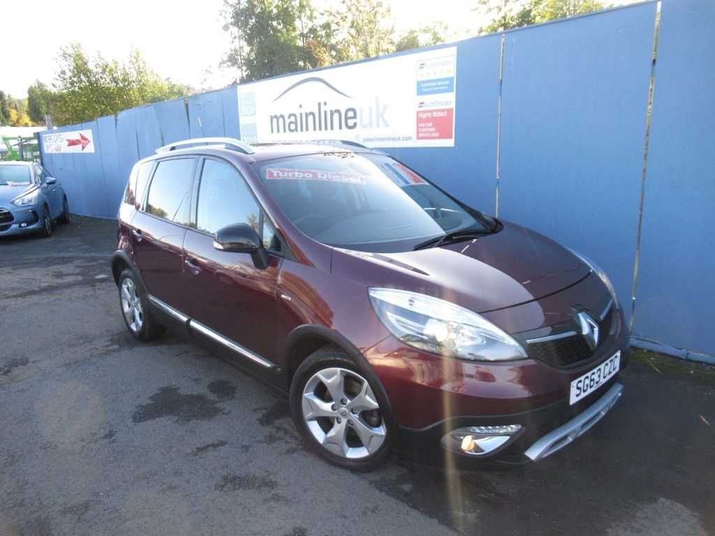 Renault Scenic Xmod MPV 1.5 dCi Dynamique Bose Pack (s/s) 5dr