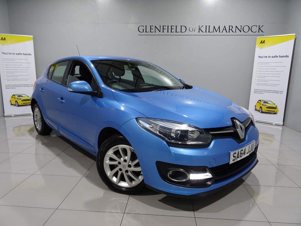 Renault Megane Hatchback 1.6 VVT Dynamique TomTom 5dr