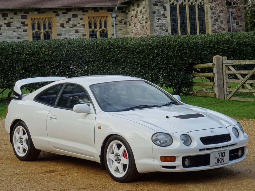 Toyota Celica Coupe 2.0 GT Four 3dr WRC Edition Coupe