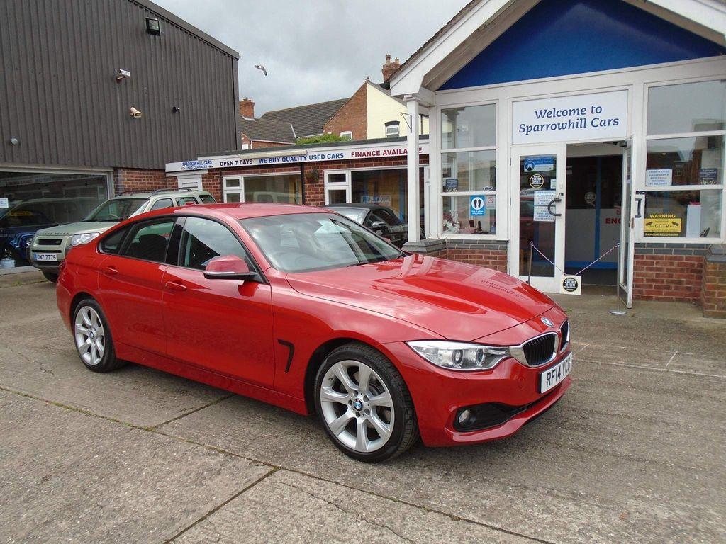 BMW 4 Series Gran Coupe Hatchback 2.0 428i SE Gran Coupe (s/s) 5dr