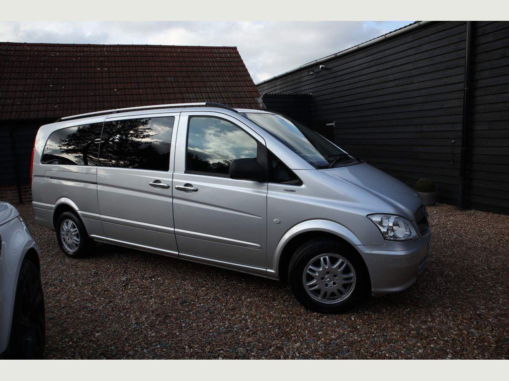 Mercedes-Benz Vito Other 2.1 110CDI BlueEFFICIENCY Shuttle Compact Bus 5dr (EU5, 8 Seats)
