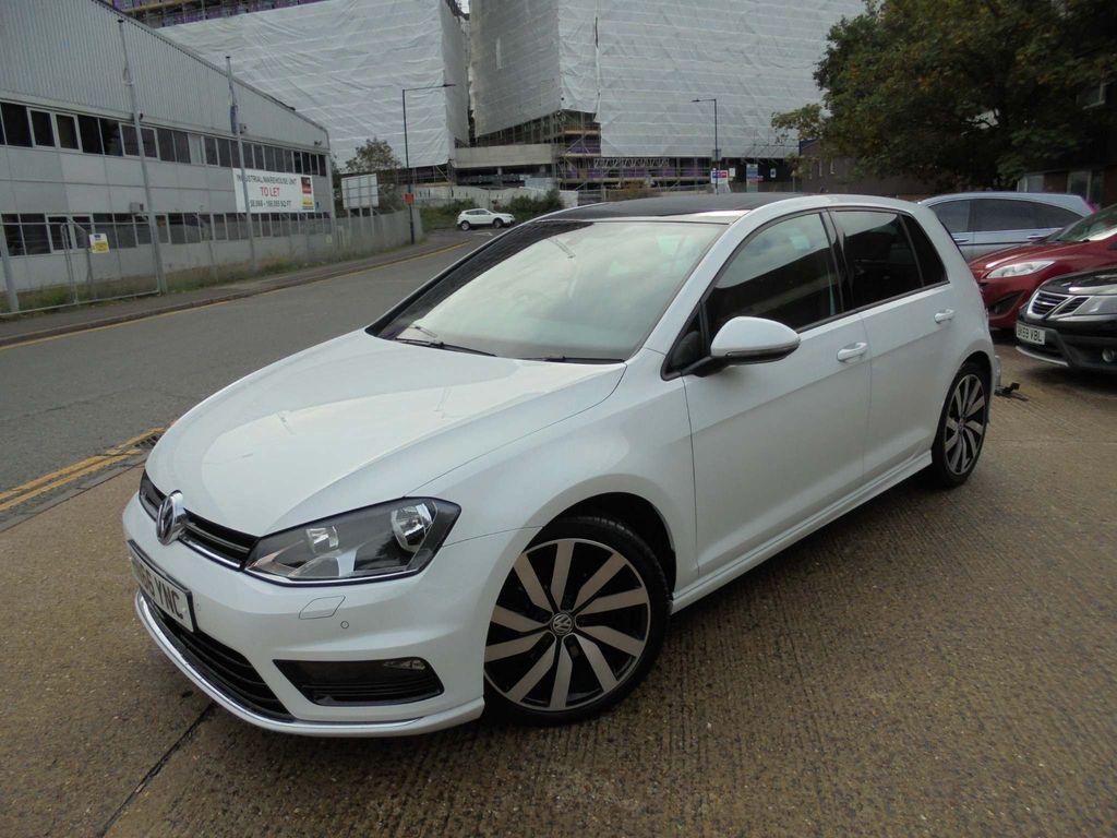 Volkswagen Golf Hatchback 1.4 TSI BlueMotion Tech ACT R-Line Edition DSG (s/s) 5dr