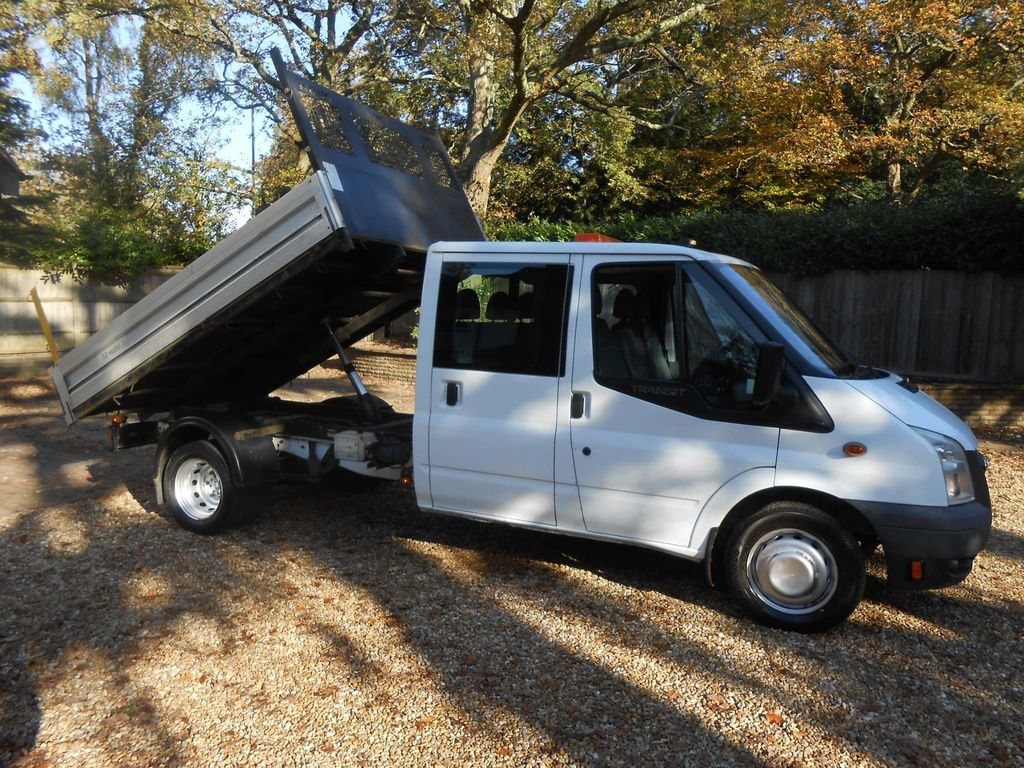 Ford Unlisted Tipper T350 125BHP TIPPER