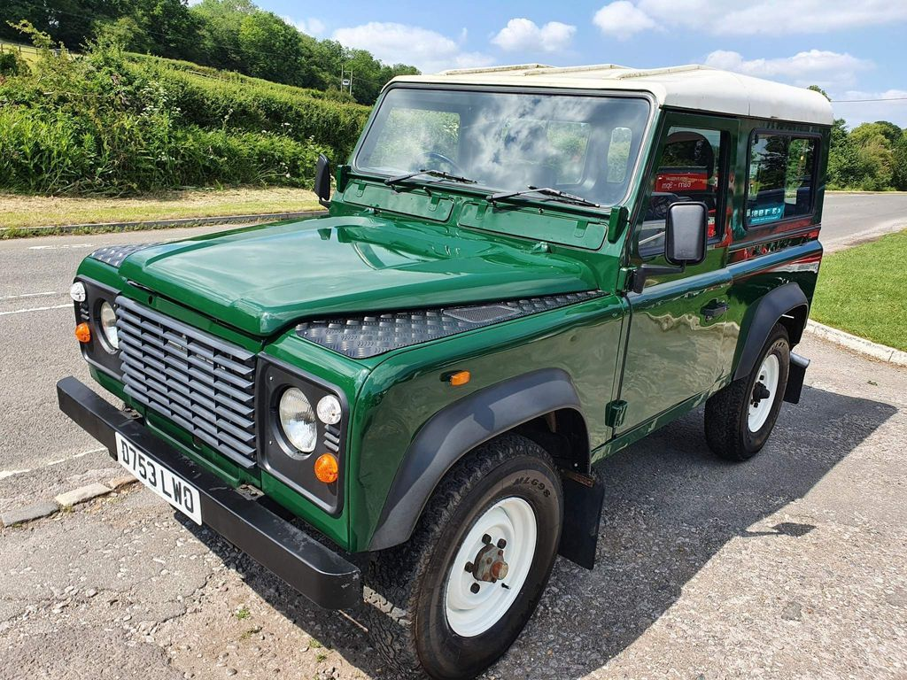 Land Rover 90 SUV 2.5 D Station Wagon