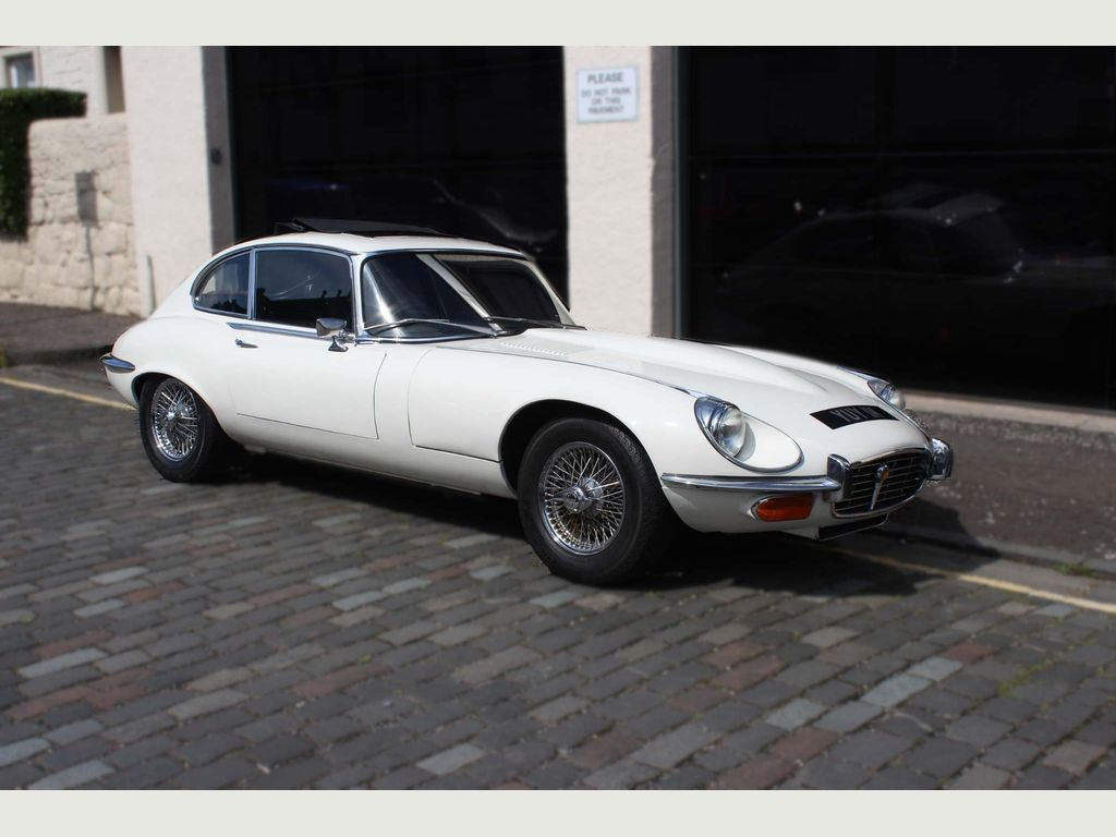 Jaguar E-Type Coupe