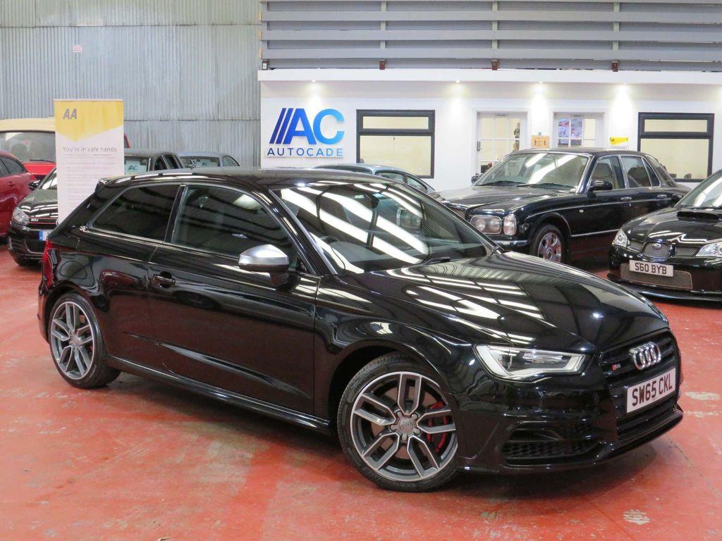 Audi S3 Hatchback 2.0 TFSI quattro 3dr (Nav)