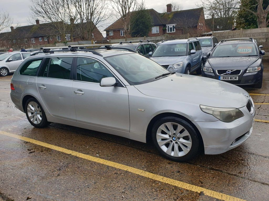 BMW 5 Series Estate 2.5 525d SE Touring 5dr