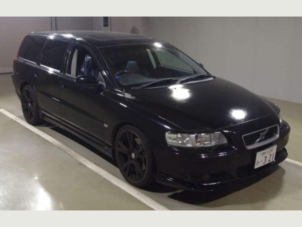 Volvo V70 Estate V70 R 2.5T 300BHP AUTO LOW MILEAG 5dr