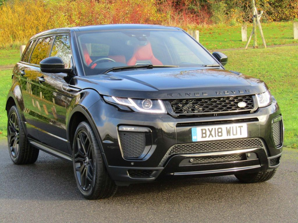 Land Rover Range Rover Evoque SUV 2.0 eD4 HSE Dynamic (s/s) 5dr