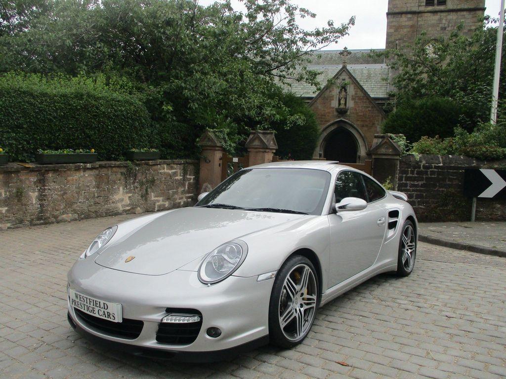 Porsche 911 Coupe 3.6 997 Turbo Tiptronic S AWD 2dr