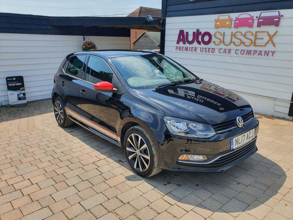 Volkswagen Polo Hatchback 1.2 TSI BlueMotion Tech Beats (s/s) 5dr