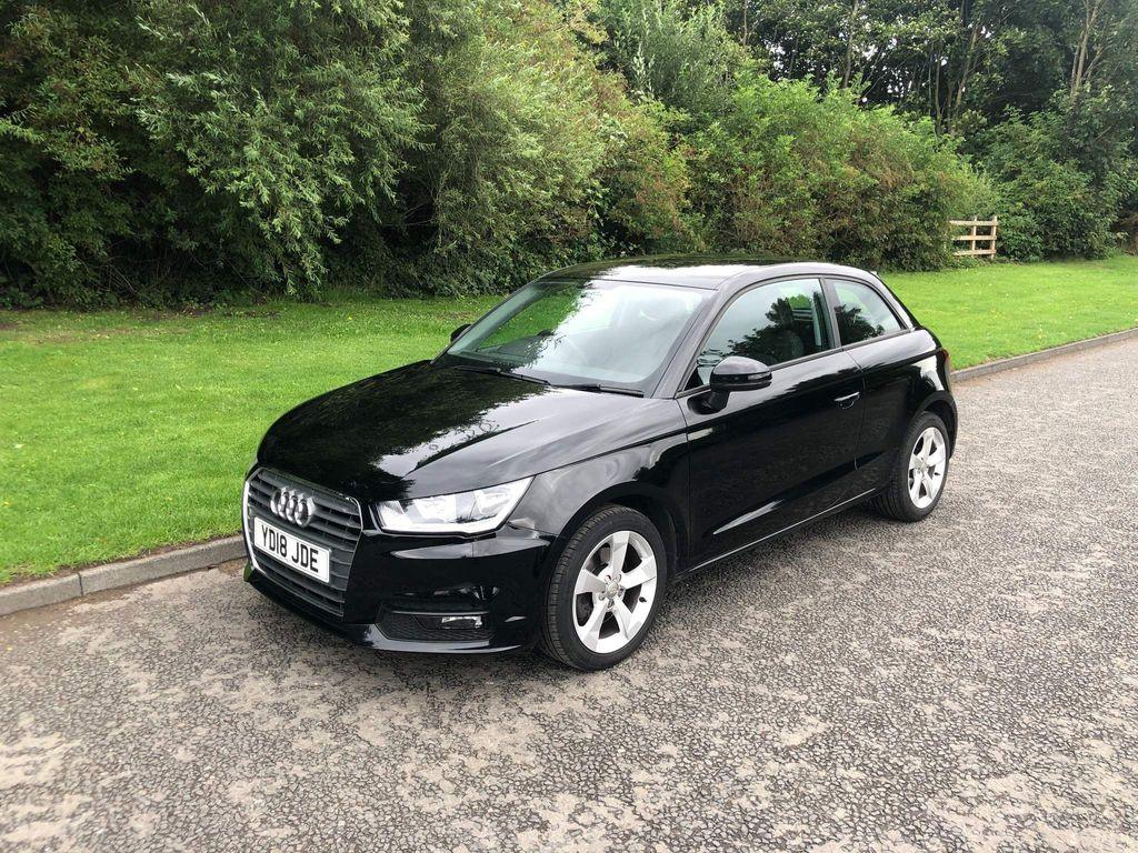 Audi A1 Hatchback 1.4 TFSI Sport (s/s) 3dr (Nav)