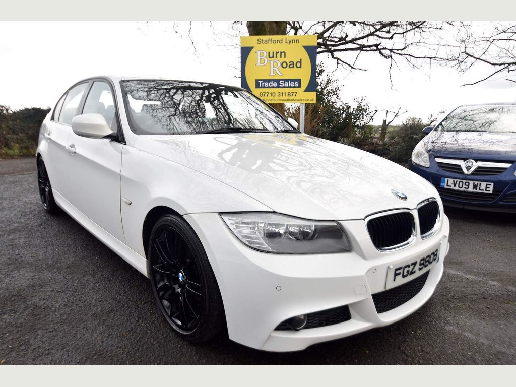 BMW 3 Series Saloon 2.0 320d M Sport Business Edition 4dr