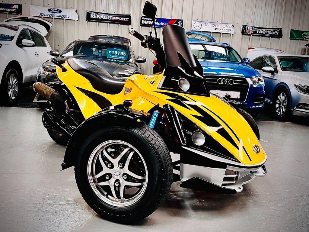 Zenardi 250 Trike Three Wheeler