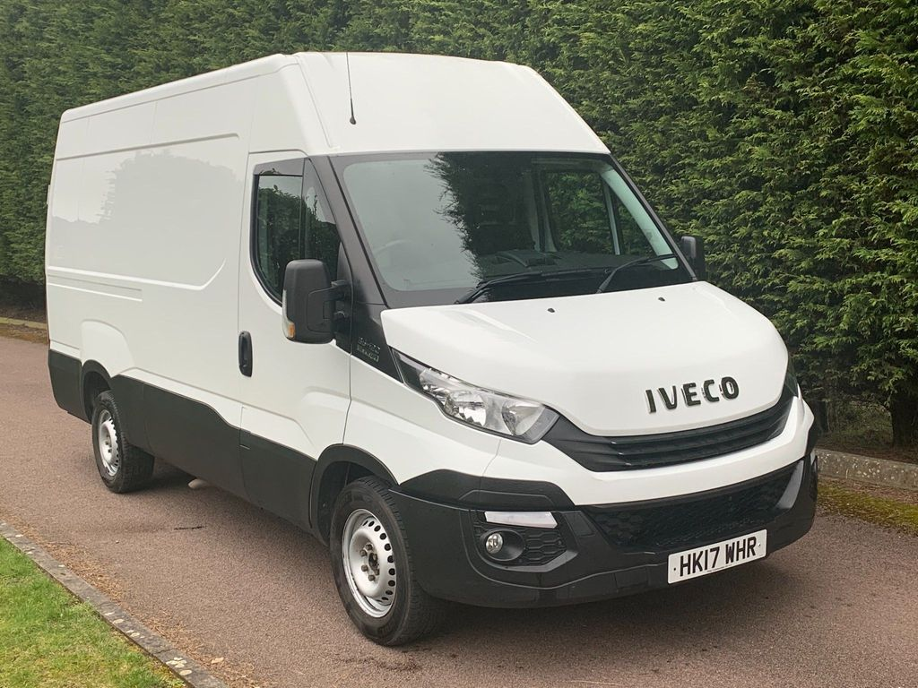 Iveco Daily Panel Van 35S12V HI MATIC MWB PANEL VAN A/C