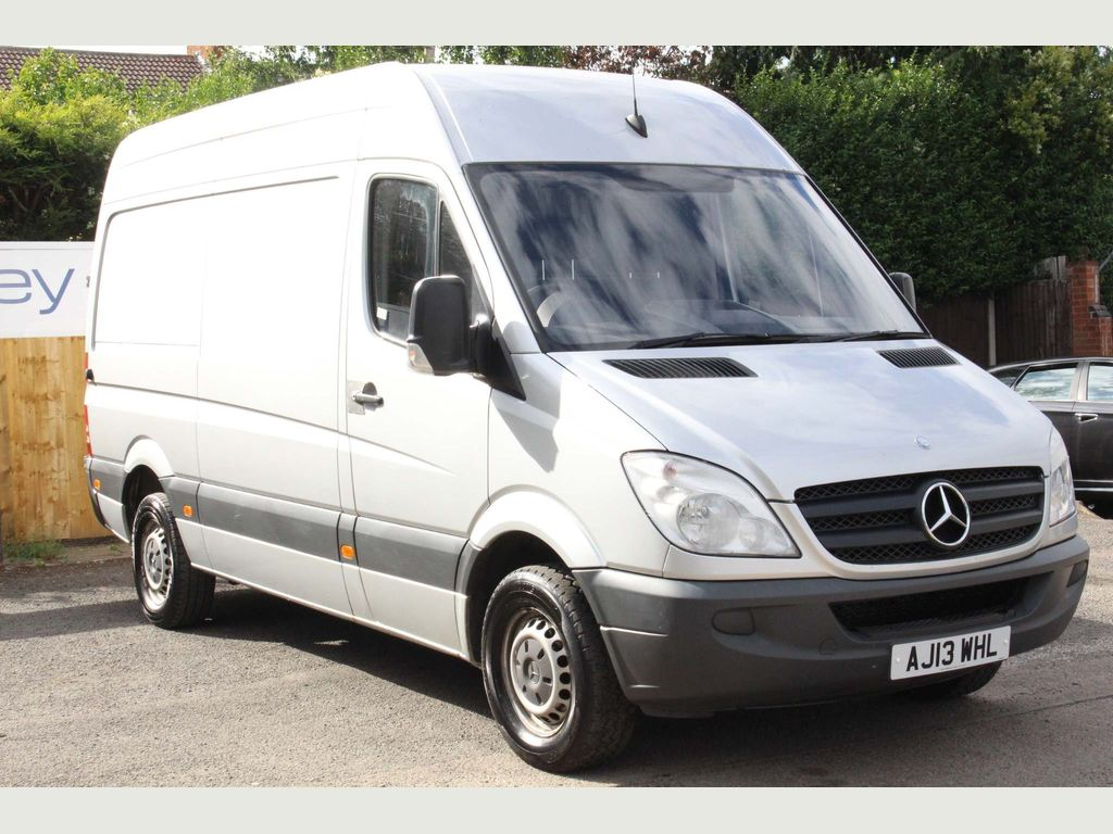 Mercedes-Benz Sprinter Panel Van 2.1 CDI 313 High Roof Panel Van 4dr (LWB)