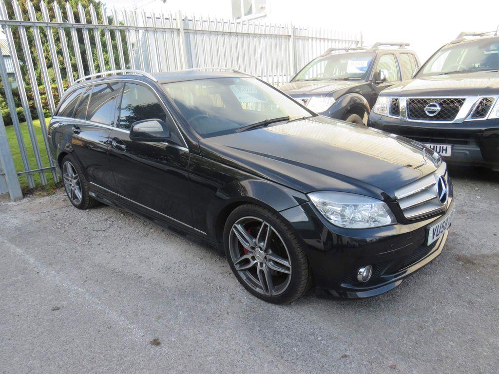 Mercedes-Benz C Class Estate 3.0 C320 CDI Sport G-Tronic 5dr