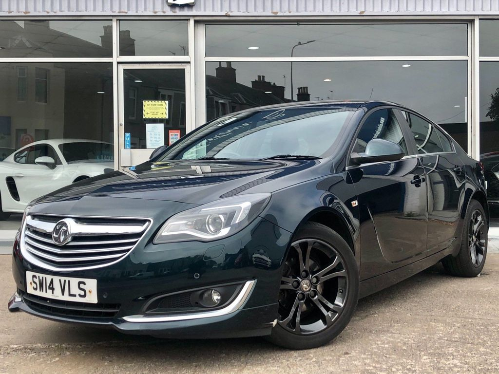 Vauxhall Insignia Hatchback 1.4 i Turbo Limited Edition (s/s) 5dr