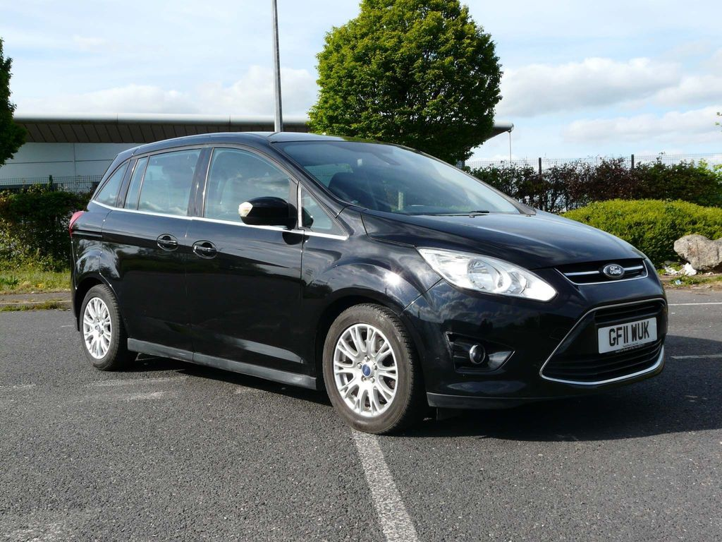 Ford Grand C-Max MPV 1.6 Titanium 5dr (7 Seats)