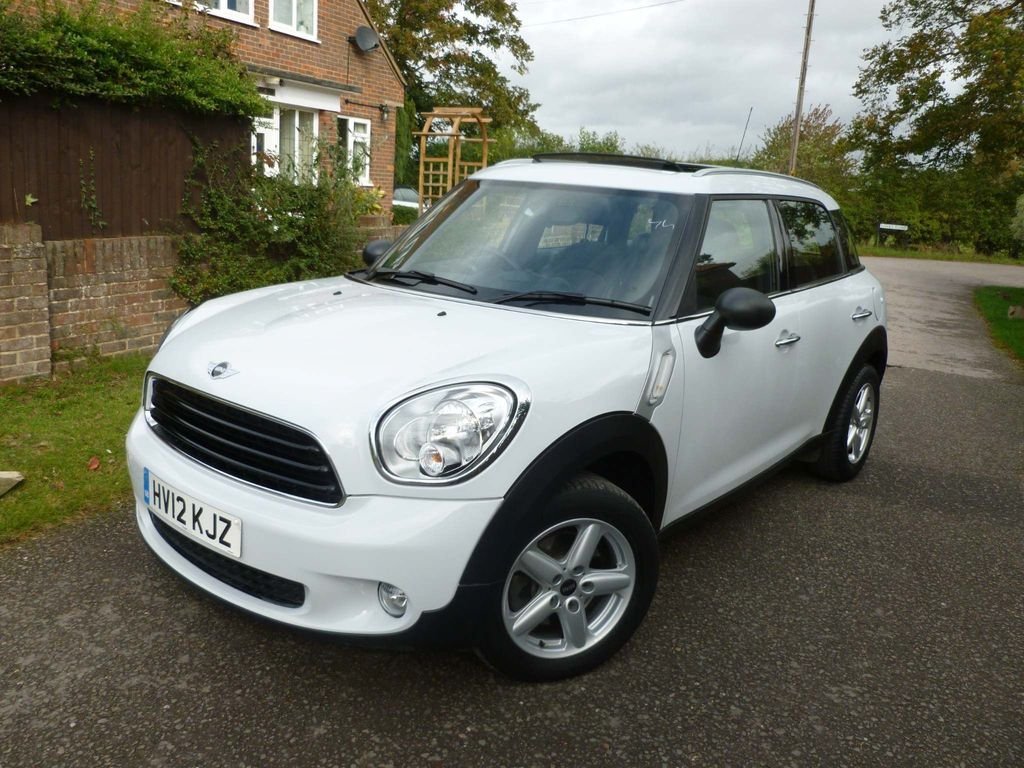 MINI COUNTRYMAN Hatchback 1.6 One (Pepper) (s/s) 5dr