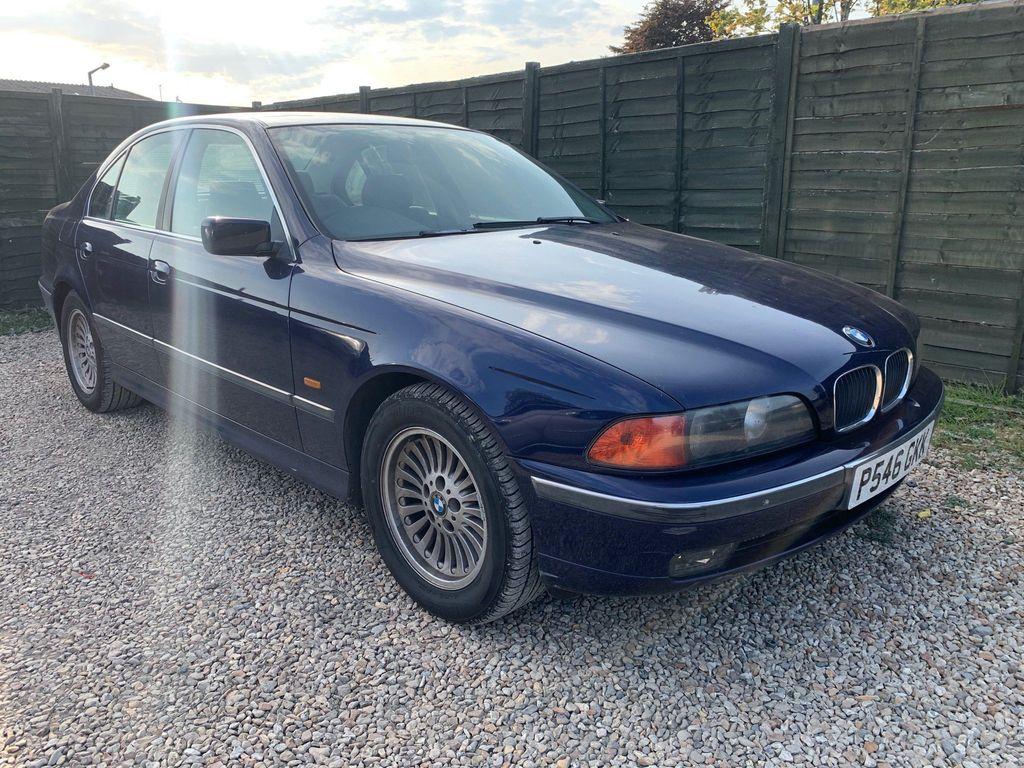 BMW 5 Series Saloon 2.5 523i SE 4dr